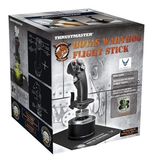 Controle Para Pc Thrustmaster Hotas Warthog Flight Stich -