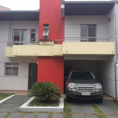 Sobrado Em Condomínio, Alto Boqueirão, Curitiba - Ac Permuta - So0354