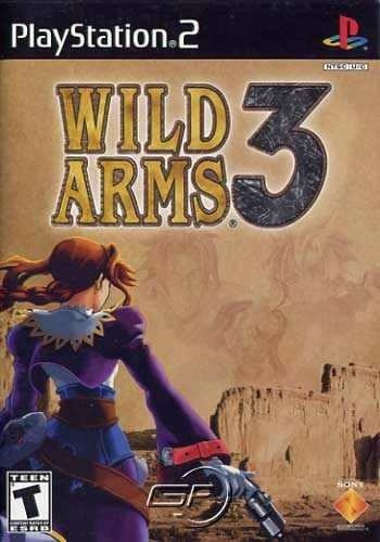 Wild Arms 3 - Playstation 2