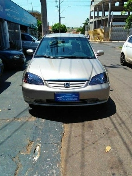 Honda Civic 1.7 Lx 4p 2001