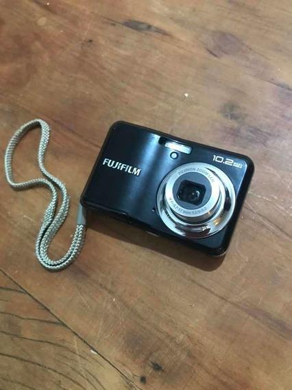Câmera Digital Compacta Fujifilm Funcionando