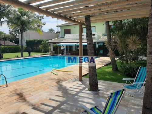 Chácara Com 4 Dormitórios À Venda, 1000 M² Por R$ 1.479.990,00 - Loteamento Chácaras Vale Das Garças - Campinas/sp - Ch0061