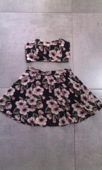 Vestido Casual Y Elegante Forever 21 Original