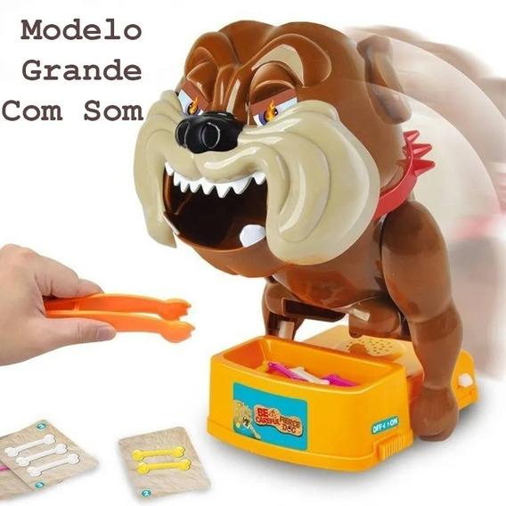 Jogo Bad Dog - Não Acorde O Cachorro 2334 - Polibrinq