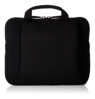 Funda iPad Air Netbook Tablets 7 A 10 Pulg Agarraderas Negro