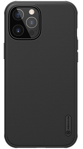 Capa Anti-impacto Nillkin Frosted Pro iPhone 12 (tela 6.1)