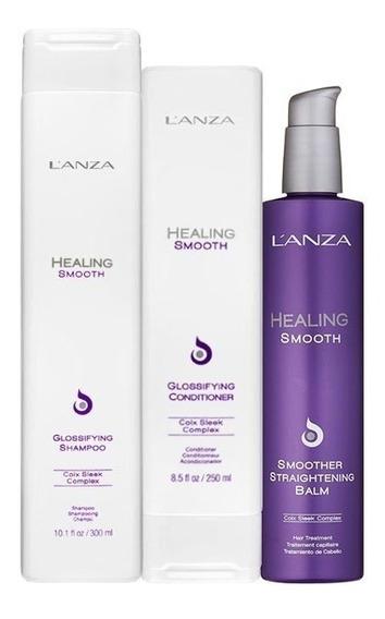 Lanza Kit Healing Smooth (3 Produtos)