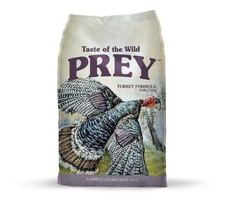 Taste Of The Wild Prey Gatos Turkey Pavo 15lb Nuevo