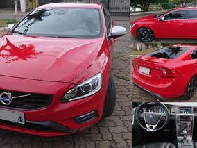 Volvo S60 3.0 T6 R-design 4p V6 Turbo Tração Integral 304cv
