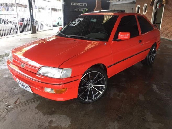Ford Escort Hatch Xr3 2.0 I Gasolina Manual