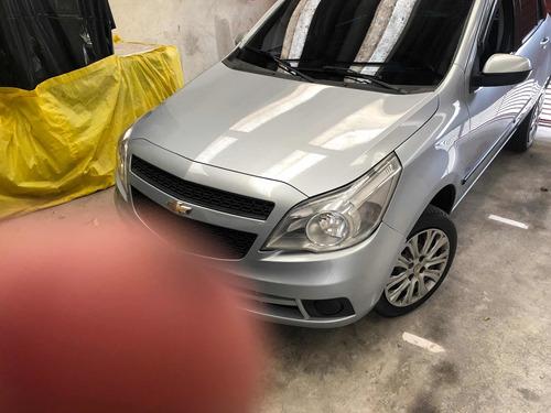 Imagem 1 de 13 de Chevrolet Agile 2010 1.4 Lt 5p