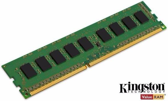 Memoria Ram Pc Kingston Value 8gb Ddr3 1333mhz 1600mhz