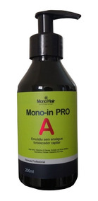 Monovin Leve-in Proteção Do Fio Capilar + Força E Brilho