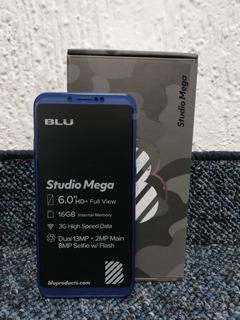 Blu Estudio Mega 1gb Ram. 16 Gb 70verds Junio 2019