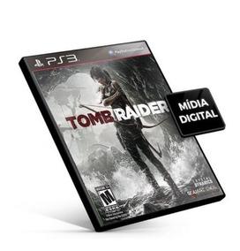 Ps3 Tomb Raider Edition Psn Play 3 Mídia Digital Jogo