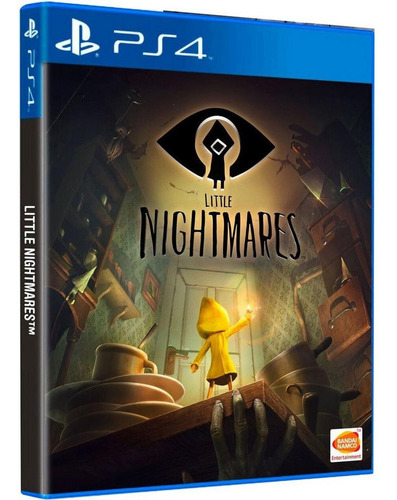 Little Nightmares - Playstation 4 (físico)