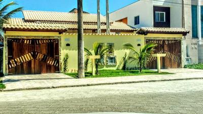 Casa Na Praia De Itanhaém Com Piscina