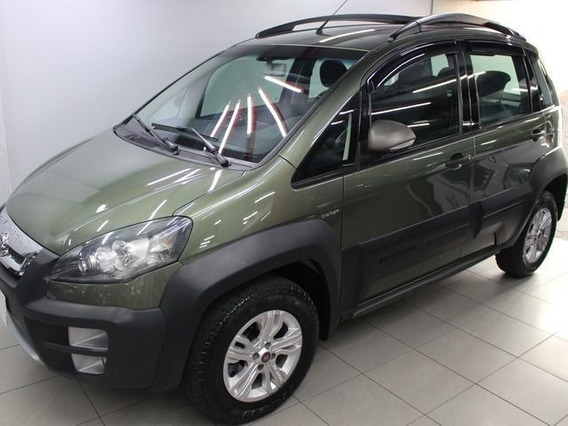 Fiat Idea Adventure Dualogic 1.8 16v Flex, Ide0000