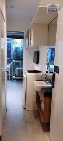 Studio Com 1 Dormitório Para Alugar, 14 M² Por R$ 2.050,00/mês - Liberdade - São Paulo/sp - St0226