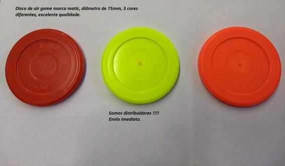 Kit Com 2 Rebatedores E 3 Discos De Air Game