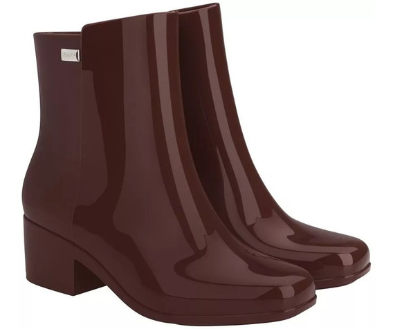 Bota Galocha Zaxy Close Boot Resistente Água 17351(original)