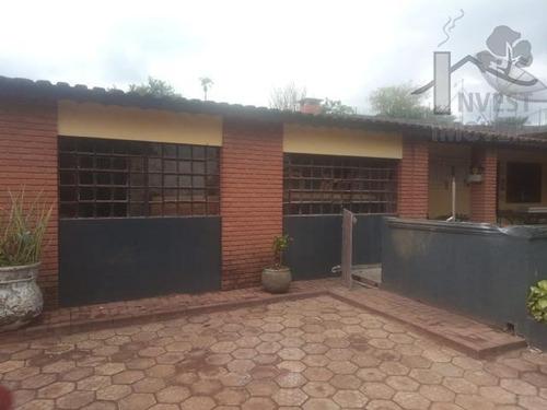 Cód 4973 - Chácara Com 4 Casas E Ibiuna - 4973