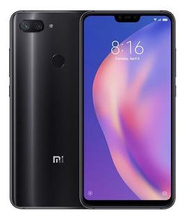 Celular Libre Xiaomi Mi 8 Lite 128gb / 6gb Ram 4g Lte Nuevo