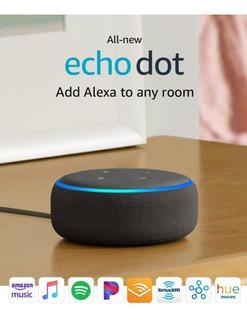 Echo Dot. Add Alexa To Any Room
