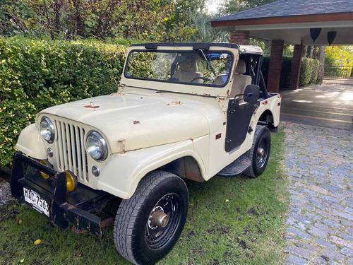 Jeep Overland Rural