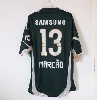 Camisa Palmeiras 2010 Preparada Pra Jogo - Marcão