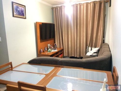 Apartamento Para Venda No Bairro Vila Leonor Em Guarulhos - Cod: Ai21564 - Ai21564