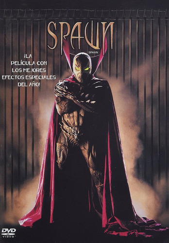 Spawn Pelicula Dvd