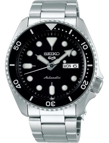 Imagen 1 de 6 de Reloj Seiko 5 Sports Srpd55 100m Automatico  Agente Oficial