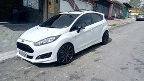 New Fiesta Sport Com Teto Solar