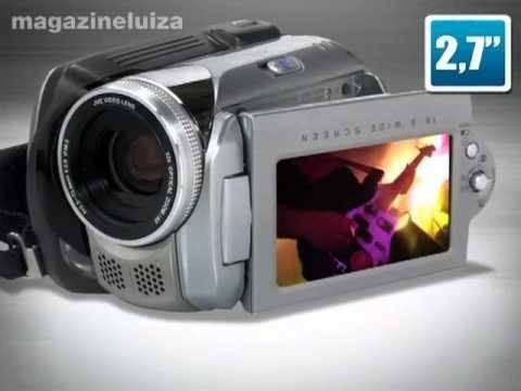 Filmadora Câmera Digital Jvc Gz Mg27ub Hd