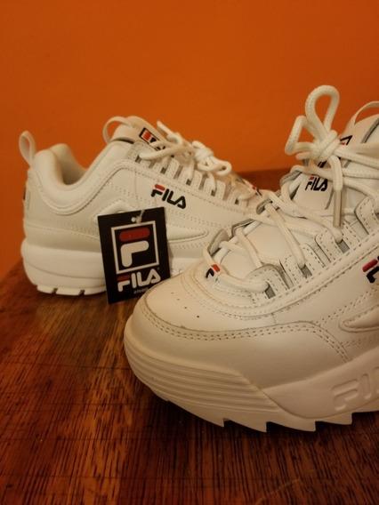 Zapatillas Fila Originales De Usa Nuevas
