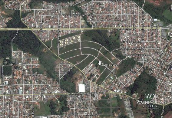 Terreno À Venda, 456 M² Por R$ 253.000 - Costeira - Araucária/pr - Te0197