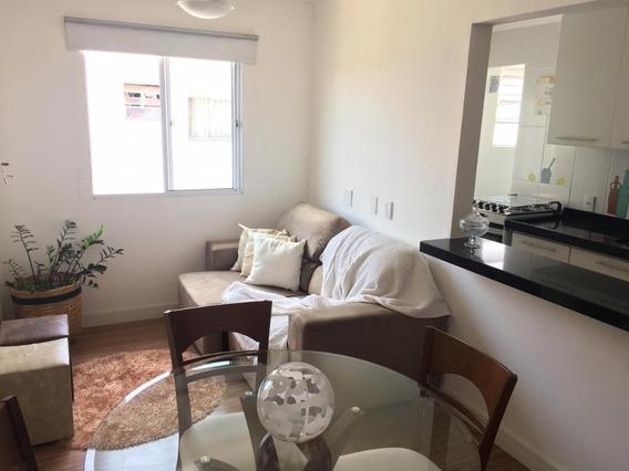 Apartamento Em Jardim Esplanada, Mogi Guaçu/sp De 54m² 2 Quartos À Venda Por R$ 190.000,00 - Ap426221