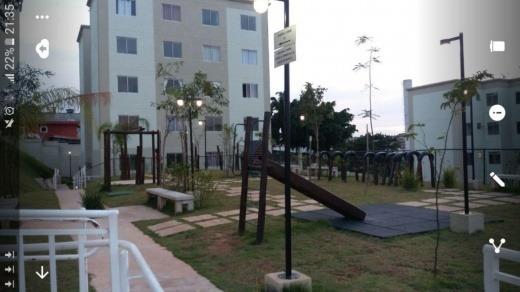 Venda Apartamento Dois Dormitorios Campo Limpo - Ada90