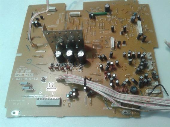 Placa Lateral Micro Sistwm Sony Mhc-rg475s