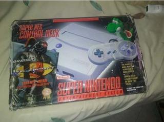Super Nintendo Jr O Slim