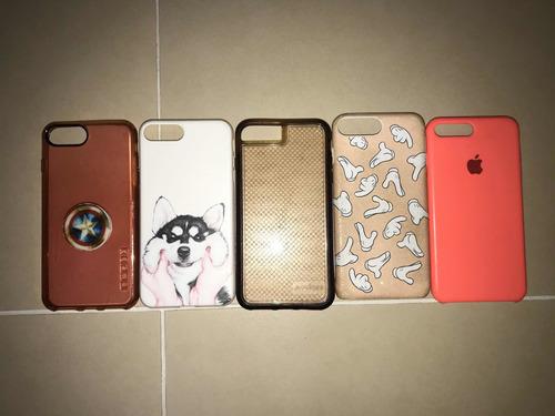Estuches iPhone 7/8 Plus De Múltiples Colores