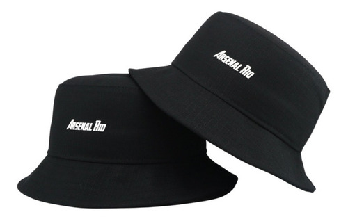 Bone Bucket Preto Militar Rip Stop By Arsenal Rio