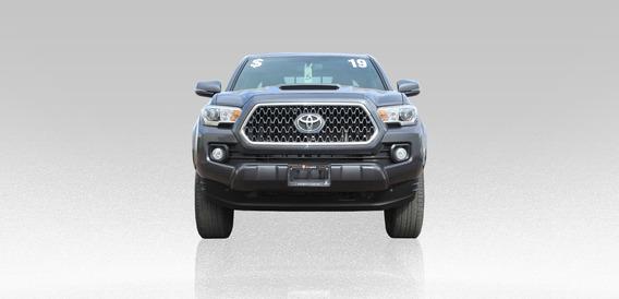 Toyota Tacoma Trd Sport 3.5l 2019 Gris 4 Puertas