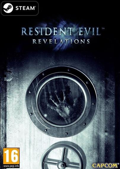 Resident Evil Revelations - Key Steam Original