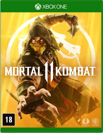 Mortal Kombat 11 + Brinde - Xbox One - Online