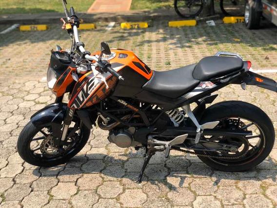 Ktm Duke 200cc (limited Edition)