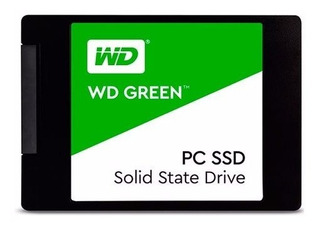 Disco Solido Ssd Wd Green 120gb Wester Digital