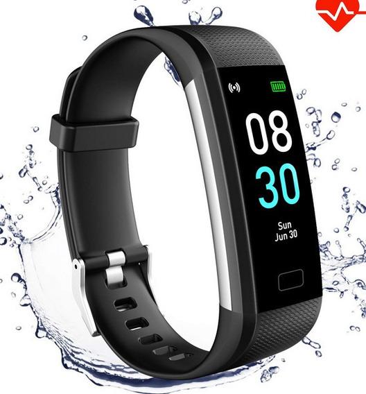 Reloj Smart Fitness Tracker Cuenta Pasos