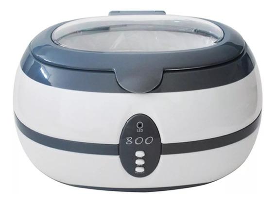 Limpador Ultrassônico Profissional Banheira Solver Hlu 800